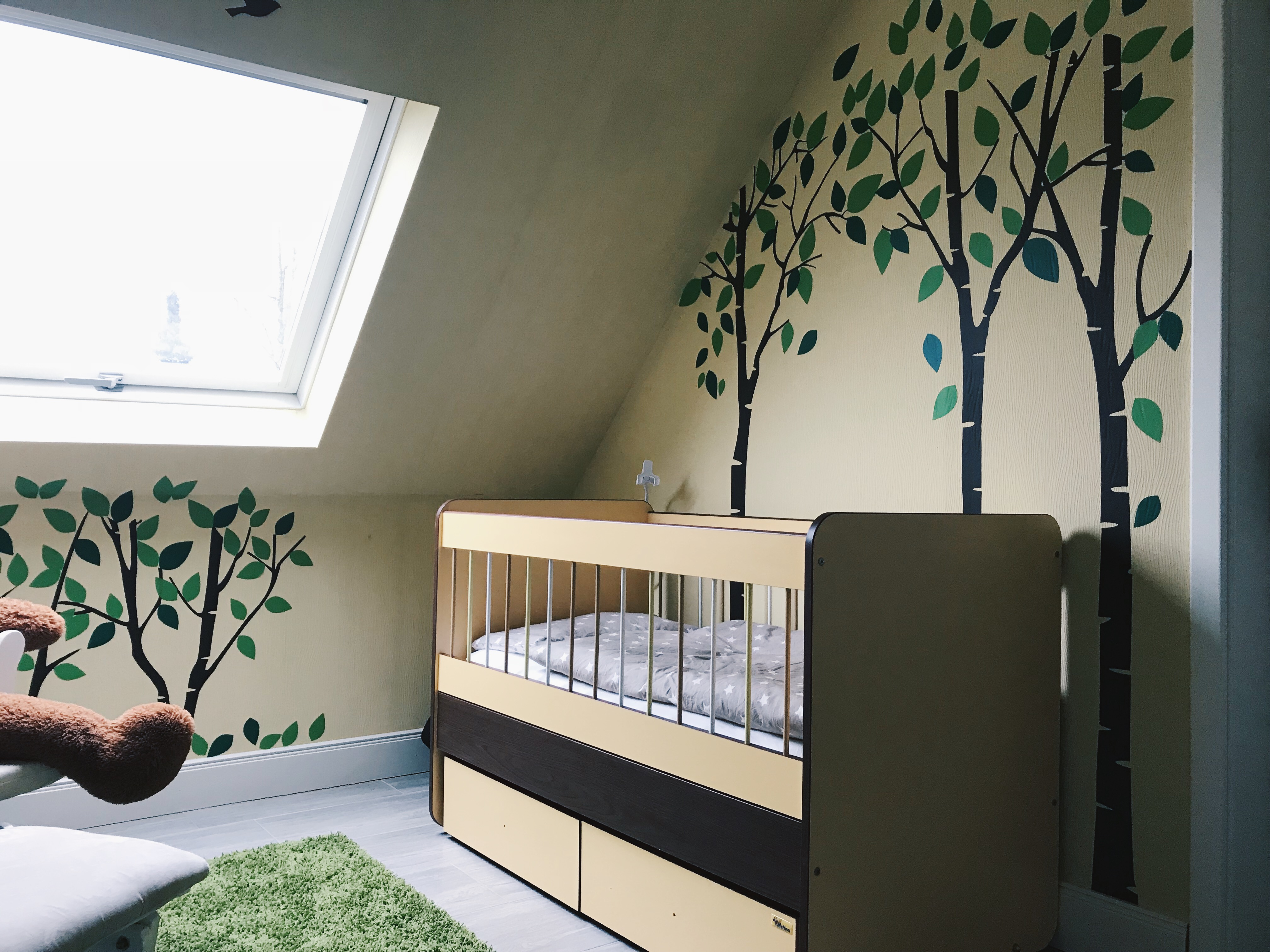 Toddlers room | Photo by Nisa Hilal on Peonycrescent