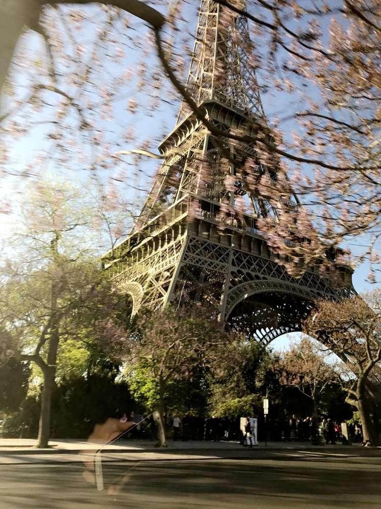Eiffel tower - by N. Hilal on Selihal